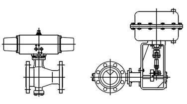 Easy V-Ball Valve [Side Entry]